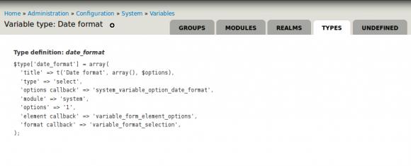 Drupal Tools: Variable Files & Devel | reyero net