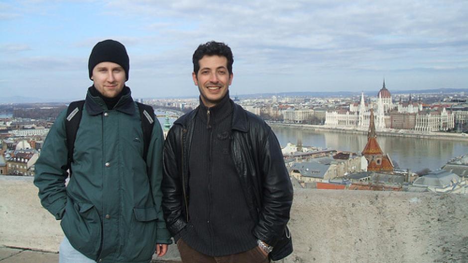De visita por Budapest con Gábor Hojtsy