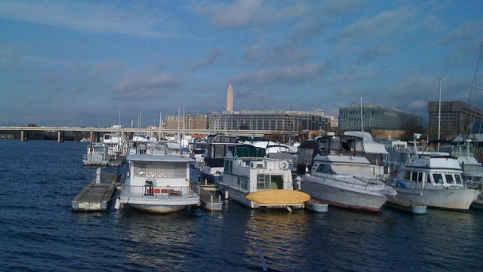 Foto - Washington DC - Waterfront - Marina