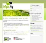 Llengua.org - Screenshot