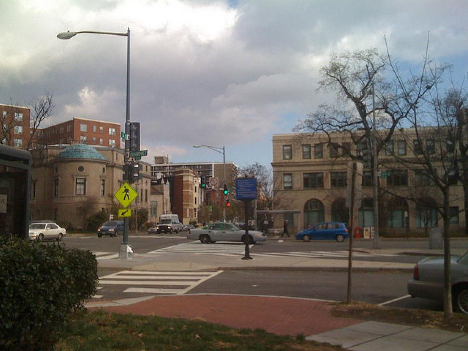 Picture of U Street, in Washington DC